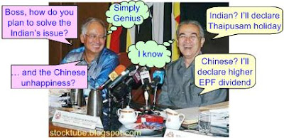 Thaipusam EPF solve problem