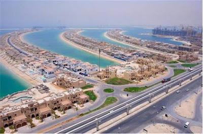 Dubai Palm Jumeirah 3