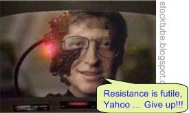 Bill Gates Resistance is Futile