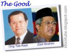 Ong Tee Keat Zaid Ibrahim - The Good