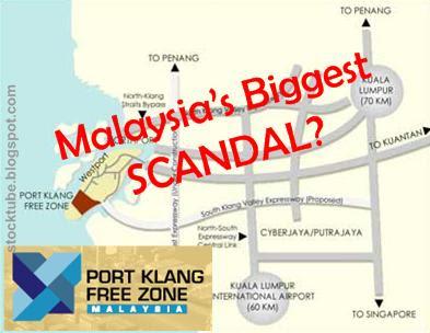 malaysia biggest scandal