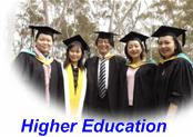 Malaysia 2008 Budget Higher Education