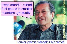 Mahathir Smarter PM