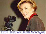 BBC HardTalk Sarah Montague