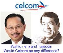 Wahid & Tajuddin any difference?