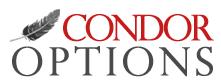 Condor Options