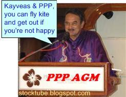 Ali Rustam bully PPP