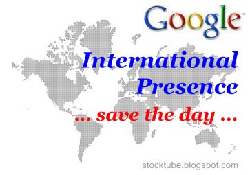 Google International Persence