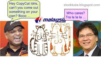 MAS copycat AirAsia