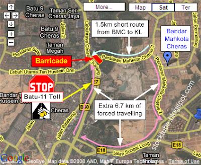 Grand Saga BMC Map