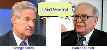 George Soros Warren Buffett
