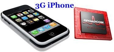 iPhone 3G Broadcom
