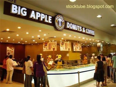 Donuts Big Apple