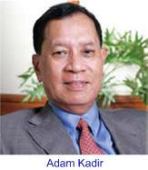 Adam Kadir POS Malaysia