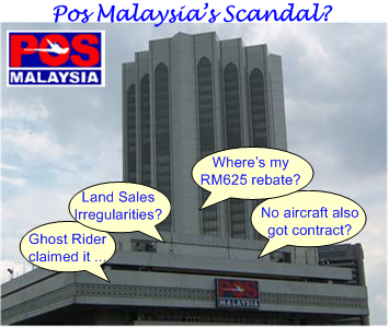POS Malaysia Scandal
