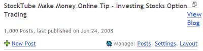 FinanceTwitter clocked 1,000 posts