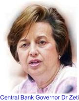 Bank Negara Governor Dr Zeti