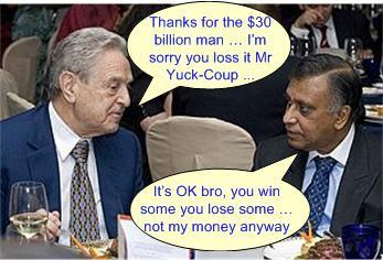 Soros and Yakcop