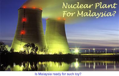 Malaysia Nuclear Plant