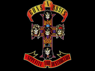 GUNS N' ROSES - appetite for destruction Appetitefordestruction