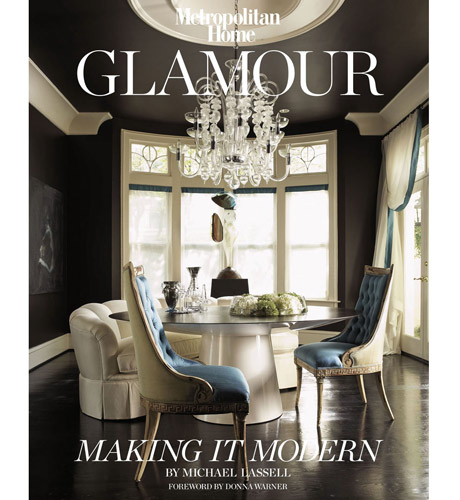 Glamour Home Decor: Painted River: Relaxed Hollywood Glamour