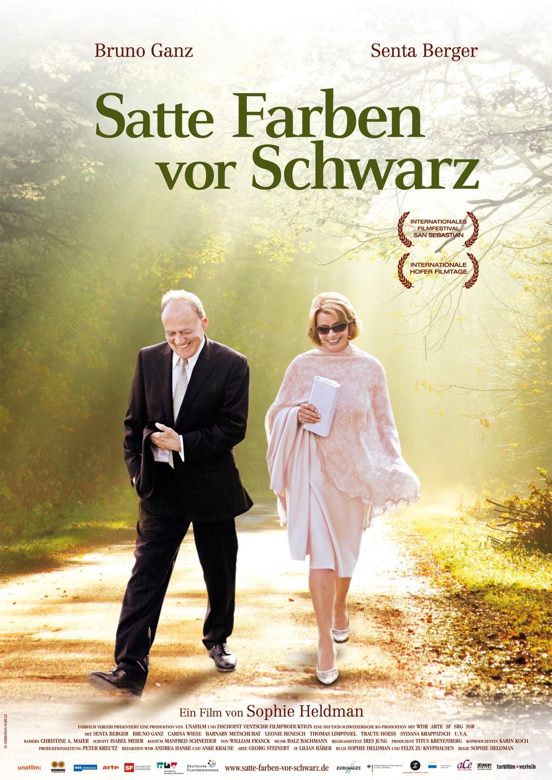Satte Farben vor Schwarz movie