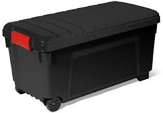 boite de rangement boites roulettes. Black Bedroom Furniture Sets. Home Design Ideas