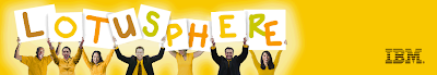 Lotusphere 2008 Banner