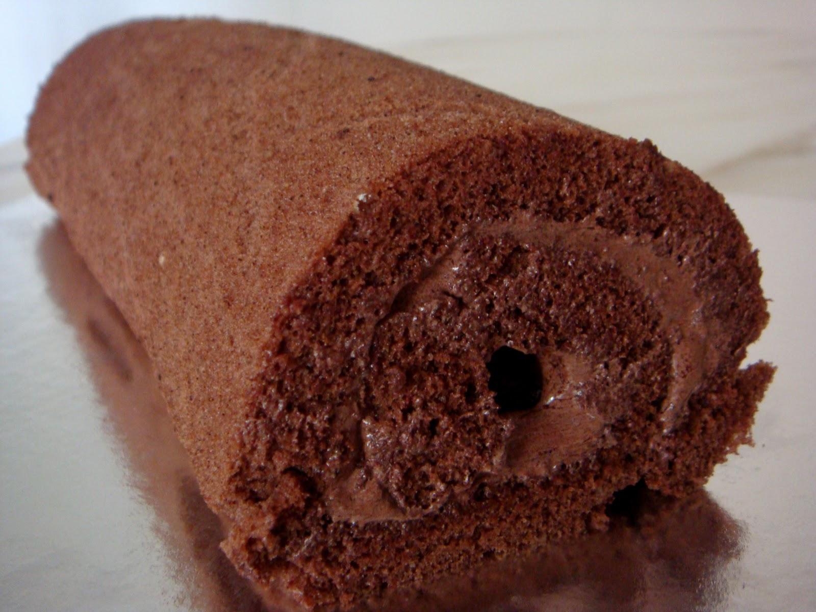 Chocloate Sponge Cake Recipe