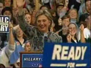 HRC victory speech NH