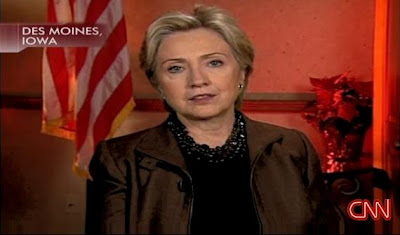 HRC interview CNN Des Moines