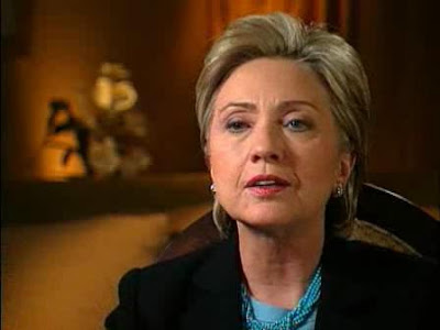 HRC NBC Nightly News interview January 2008