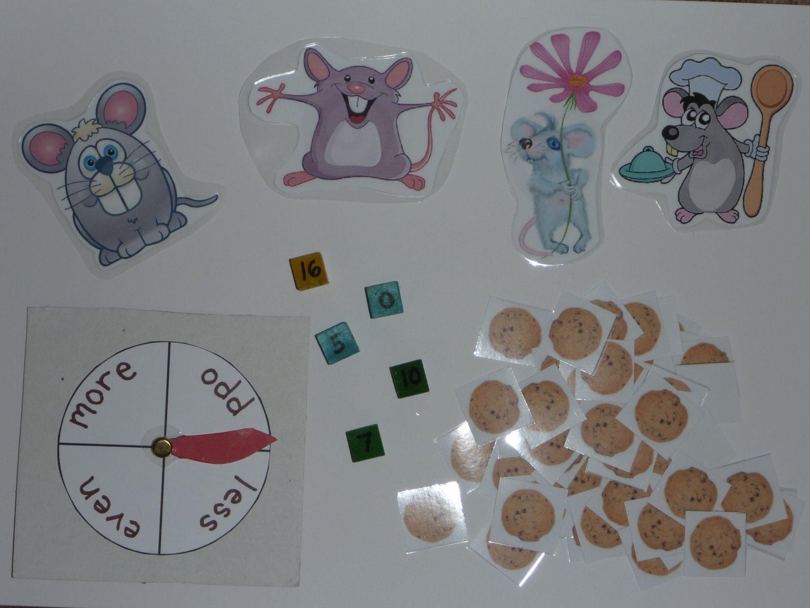 The Homeschool Den Preschool Games