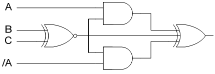 Exercices Corriges Algebre De Boole Et Circuits Logiques Cours Et Formation Gratuit