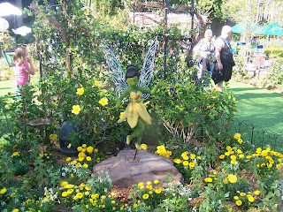 Disney World Epcot flower and garden festival