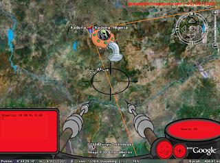google earth 猎杀火星人 游戏
