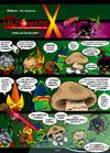 UltomateX 01 - Especias en peligro