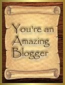 Blog Award, Amazing Blogger