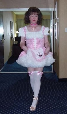 I love being a sissy