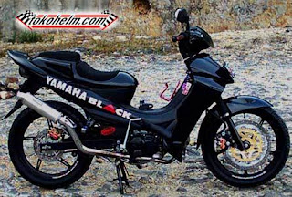 Foto Gambar Modifikasi New Jupiter Z Modification Motorcycle Jupiter z image 320x216