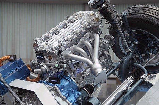 hyundai sonata hybrid details report foto gambar