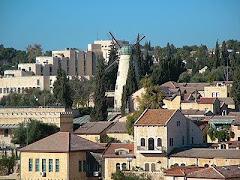 Monti-Fiori e Bairro Moshe Yamin, Jerusalem