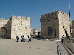 Porta de Jaffa ( Jope ) Jerusalem, Israel