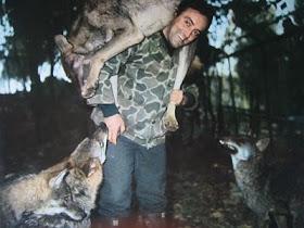 David Nieto Maceín Etología Y Conservación Del Lobo Homenaje A Félix Rodríguez De La Fuente Félix El Lobo Y El Perro
