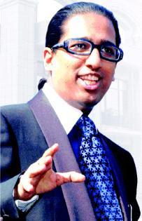 Management Guru and Economist, Arindam Chaudhuri says