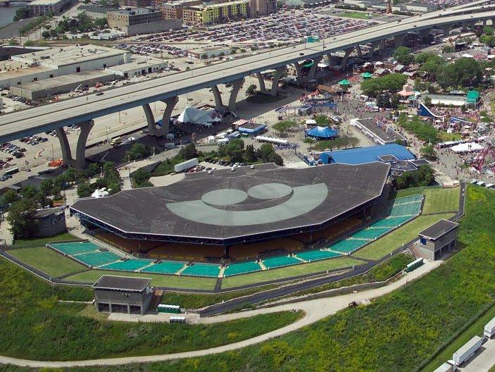 Hollywood casino amphitheater seat chart  UNITSTOPSTK