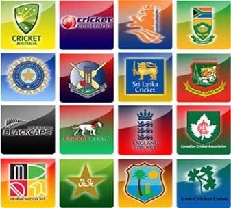 worldcup cricket 2011: Teams of ICC Worldcup 2011