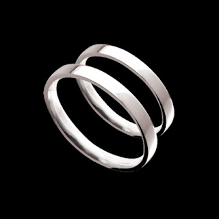 10734194fec Keli Jóias  Aliança em prata Vivata (unidade)