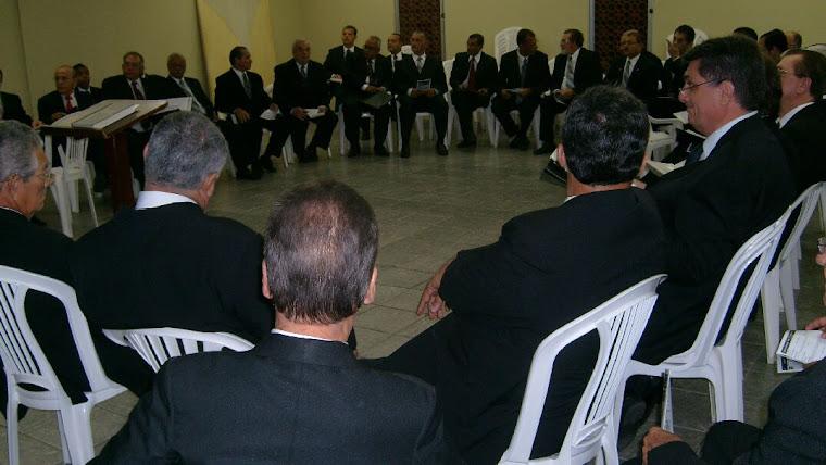 Circulo de amizade - HCV X Coral Masculino da Igreja Batista Emanuel