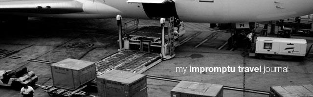 impromptu travel